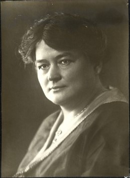 Adelheid Popp (1869 - 1939), ÖNB Bildarchiv