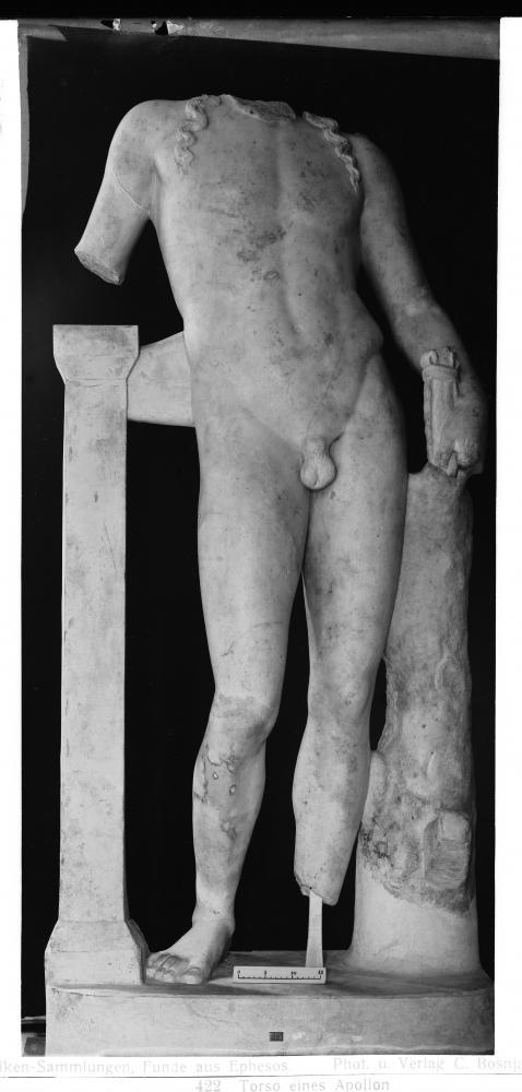 Torso einer Apollostatue