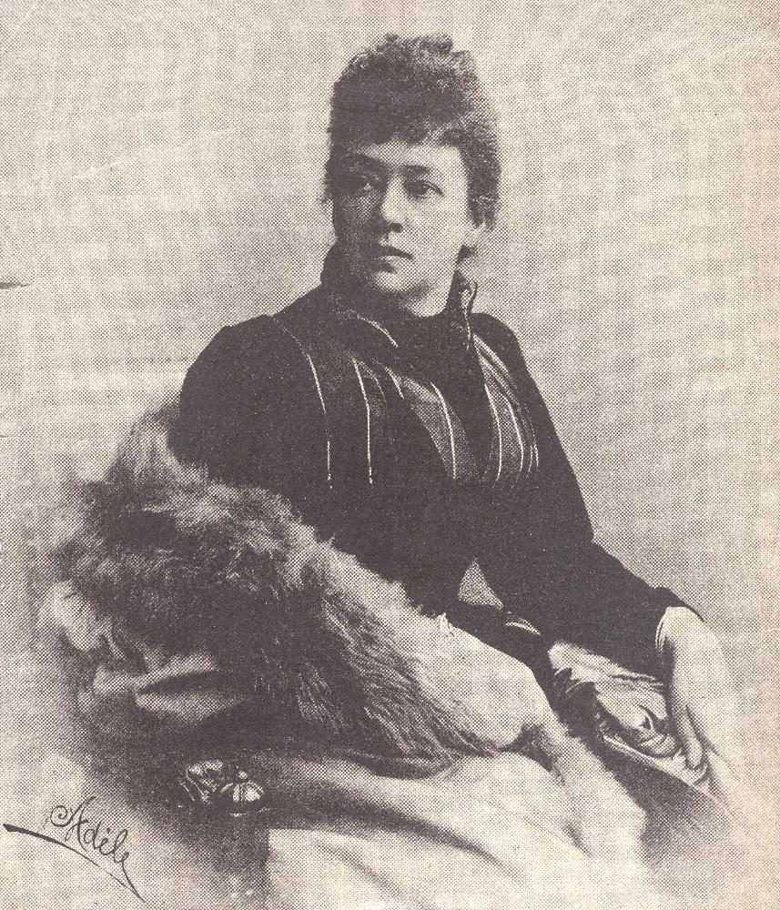Bertha von Suttner, 1891